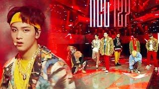 getlinkyoutube.com-《POWERFUL》 NCT 127 - 無限的我 (무한적아;LIMITLESS) @인기가요 Inkigayo 20170115