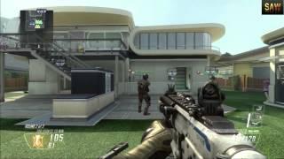 getlinkyoutube.com-Black Ops 2 - 64-1 | Nuketown | Peacekeeper Gameplay