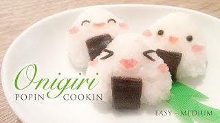 DIY Kracie Popin' Cookin' Onigiri! Relaxing ASMR Craft Tutorial