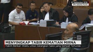 Ahli Hukum Pidana Dihadirkan Menjadi Saksi Sidang Kasus Pembunuhan Mirna