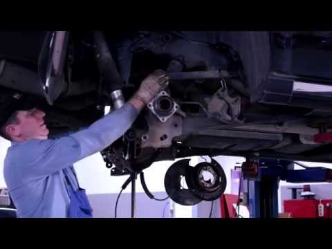 Chevrolet Tahoe - ремонт  заднего моста (замена чулка + переборка)- ЧАСТЬ 1