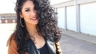 getlinkyoutube.com-Mi rutina para cabello rizado, RIZOS DEFINIDOS Y SIN FRIZZ!