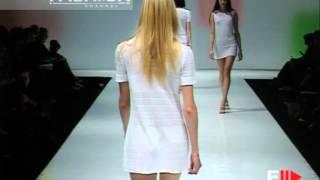 """getlinkyoutube.com-""""Marina Spadafora"""" Spring Summer 1998 Milan 1 of 4 pret a porter woman by FashionChannel"""