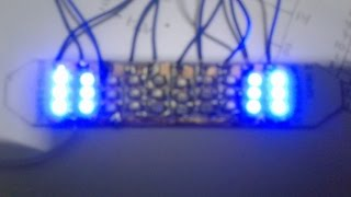 getlinkyoutube.com-Cara buat Runing LED 4017 part2-LED SMD 3528