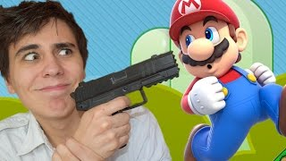 getlinkyoutube.com-MISSION : TUER LE MARIO. (Kill The Plumber 2)