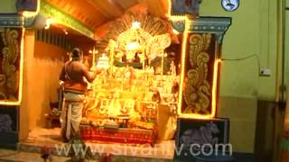 Chunnakam Kathiramalai Sivan 8th Navarathiri