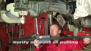 getlinkyoutube.com-Vehicle measuring - Practical repair examples with EzCalipre