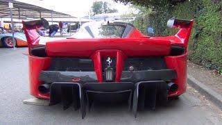 getlinkyoutube.com-Ferrari FXXK INSANE Exhaust Sound!