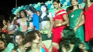 getlinkyoutube.com-Dancing in Kinner Fashion Show ii, 2014, Sambalpur