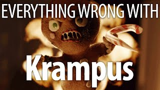 getlinkyoutube.com-Everything Wrong With Krampus In 15 Minutes Or Less