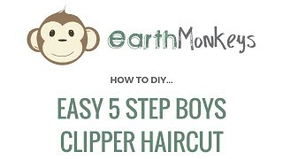 getlinkyoutube.com-Easy 5 Step Boys Clipper Haircut