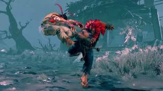 getlinkyoutube.com-SFV: Akuma Reveal Trailer