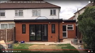 getlinkyoutube.com-(HOW TO) 6 METRE REAR AND 3 METRE SIDE REAR EXTENSION VIDEO
