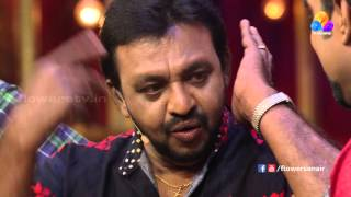 getlinkyoutube.com-Comedy Super Nite with Saju Kodiyan & Eloor George │സാജു കൊടിയൻ & ഏലൂർ ജോർജ് │CSN  #165