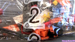 getlinkyoutube.com-Lego Cars 2 Oil Rig Escape 9486 Disney Pixar Buildable toys review Finn McMissile
