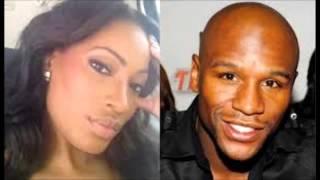 getlinkyoutube.com-'Love And Hip-Hop Atlanta Erica Dixon Dating Floyd Mayweather