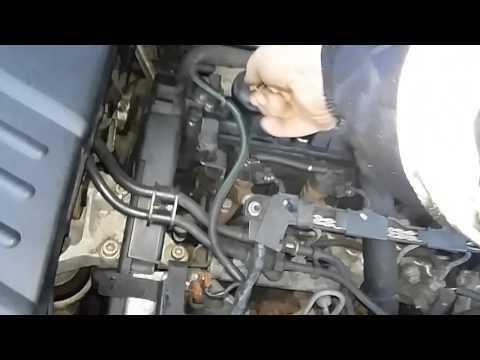 Где находится у Peugeot Боксер датчик скорости