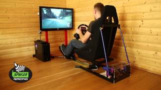 Spyker Racing Motion Simulator DIY KIT