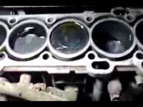 Замена клапана на B5254F