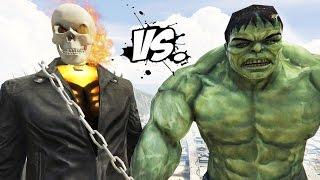getlinkyoutube.com-THE HULK VS GHOST RIDER - EPIC SUPERHEROES BATTLE | DEATH FIGHT