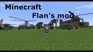 getlinkyoutube.com-【Minecraft mod紹介】Flan's mod 紹介編