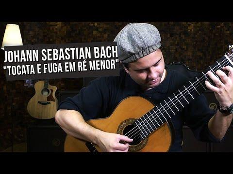 Johann Sebastian Bach - Tocata E Fuga Em Ré Menor