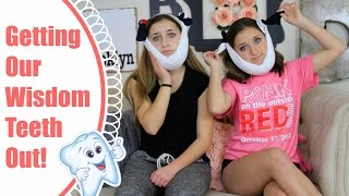 getlinkyoutube.com-Identical Twins Get Wisdom Teeth Removed | Funny Reactions