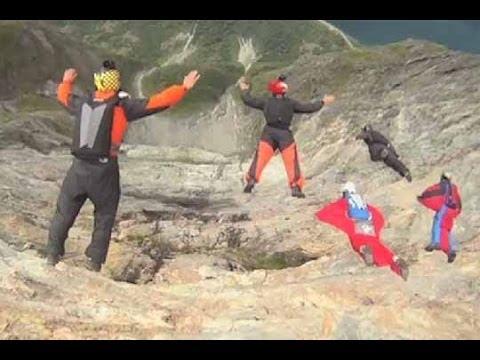 Dunya News-Base jumping
