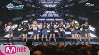 getlinkyoutube.com-[TWICE - Touchdown] Comeback Stage l M COUNTDOWN 160428 EP.471