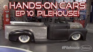 getlinkyoutube.com-How To Build a Pickup Truck Bed + SEMA on Hands-On Cars 10 - Eastwood