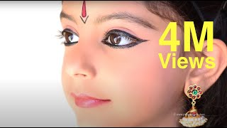 getlinkyoutube.com-How to get ready for Bharatnatyam (classical) - for girls