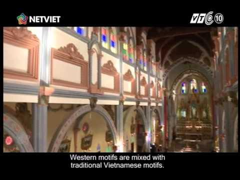 Khám phá nhà thờ ở vùng quê Hải Hậu - VTC10
