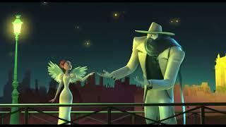 """getlinkyoutube.com-Vanessa Paradis & -M- """"La seine"""" (Extrait du film """"Un monstre à Paris"""")"""