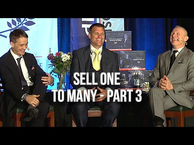 GQ 219: 100X Your Business! Sell One To Many – Part 3 w/ Dave VanHoose & Dustin Mathews