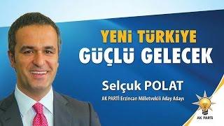 Selçuk Polat AK Parti'den Milletvekili aday adaylığı müracaatını yaptı