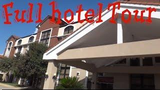 getlinkyoutube.com-Full Hotel Tour: Drury Inn San Antonio Airport