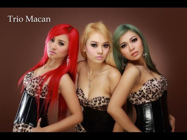 GOYANG HEBOH - TRIO MACAN  karaoke dangdut ( tanpa vokal ) cover #adisTM