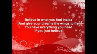 getlinkyoutube.com-Josh Groban   Believe (From The Polarexpress) Karaoke