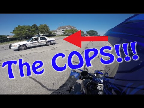 The COPS Know Who I am!!!