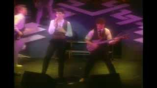 getlinkyoutube.com-Spandau Ballet  - Paint Me Down - Live at the Sadlers Well Theatre - London 1983