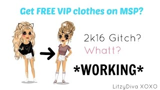 getlinkyoutube.com-Get VIP clothes on MSP? No Charles Proxy