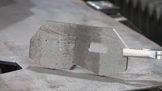 FIBERMAK HAWK - Fiber Laser Cutting Machine