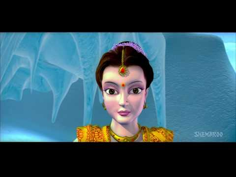 Bal Ganesh - Shankarji Ka Damroo - Kailash Kher - Kids Animated Songs