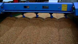 getlinkyoutube.com-Schneckenrührwerk Multimix bei der Getreidetrocknung