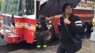 getlinkyoutube.com-FDNY RESCUE 1 RESPONDING AS ONLY IT COULD TO A 10-75 COMMERCIAL FIRE ON WEST 65TH ST. IN MANHATTAN.