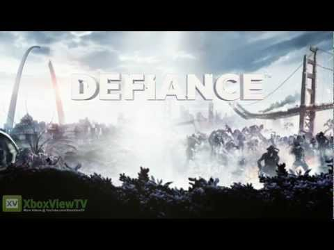 "DEFIANCE | GamesCom 2012 ""What is a MMO-Shooter?"" Dev Diary (Deutsche Untertitel) 
