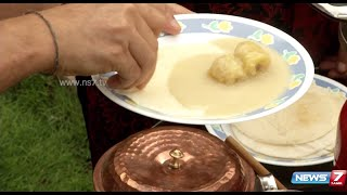 "getlinkyoutube.com-Sutralam Suvaikalam - ""Pathiri"" with Fruit Payasam @ Kerala Border Special Recipes 2/3 | News7 Tamil"