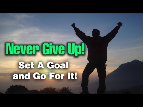 Amazing Motivational Quotes about Goals - Ziglar, Tracy, Robbins & more!