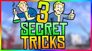 getlinkyoutube.com-Fallout 4 - 3 Secret Tricks You Probably WON'T KNOW! (Fallout 4 Tips & Tricks)