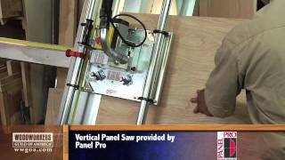 getlinkyoutube.com-Panel PRO2K Vertical Panel Saw: Safety Speed Manufacturing